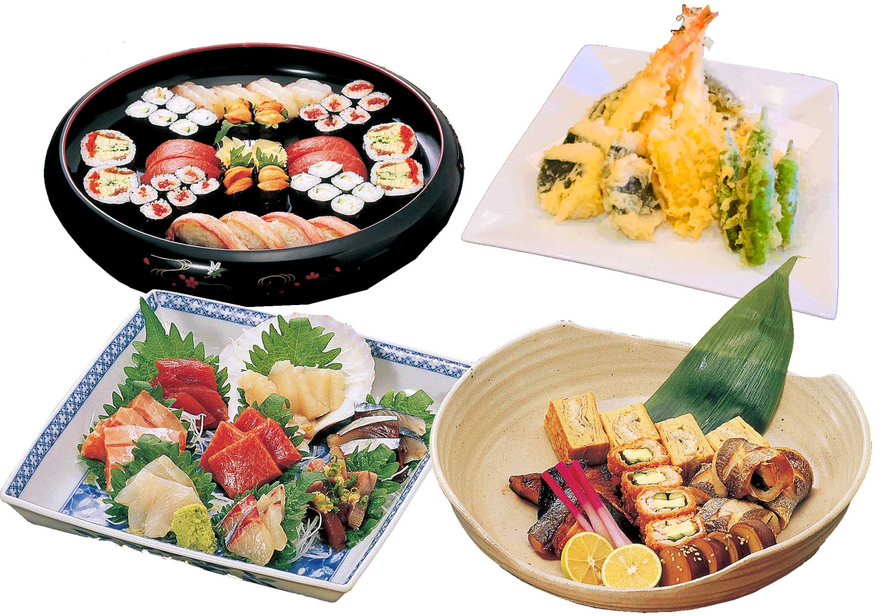 お届け料理 4000円コース(4名様盛)